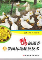 鸭的圈养与果园林地轮放技术