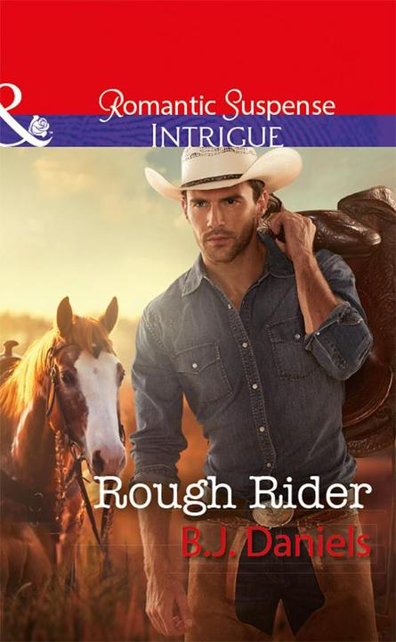Rough Rider (Mills & Boon Intrigue) (Whitehorse, Montana: The McGraw Kidnapping,