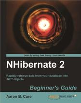 NHibernate 2 Beginner's Guide