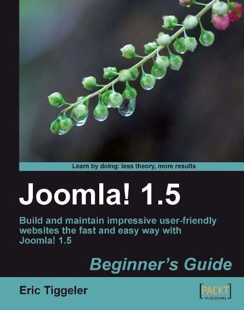 Joomla! 1.5: Beginner's Guide