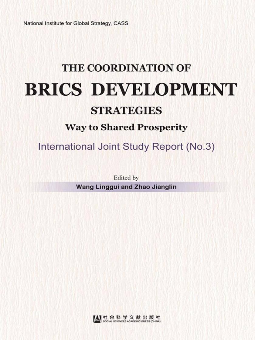 金砖国家发展战略对接:迈向共同繁荣的路径——中外联合研究报告(No.3)(英文版)