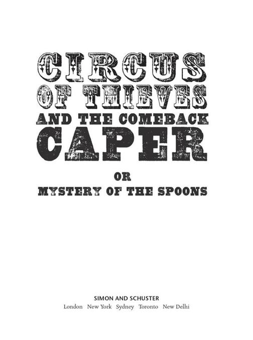 Circus of Thieves and the Comeback Caper