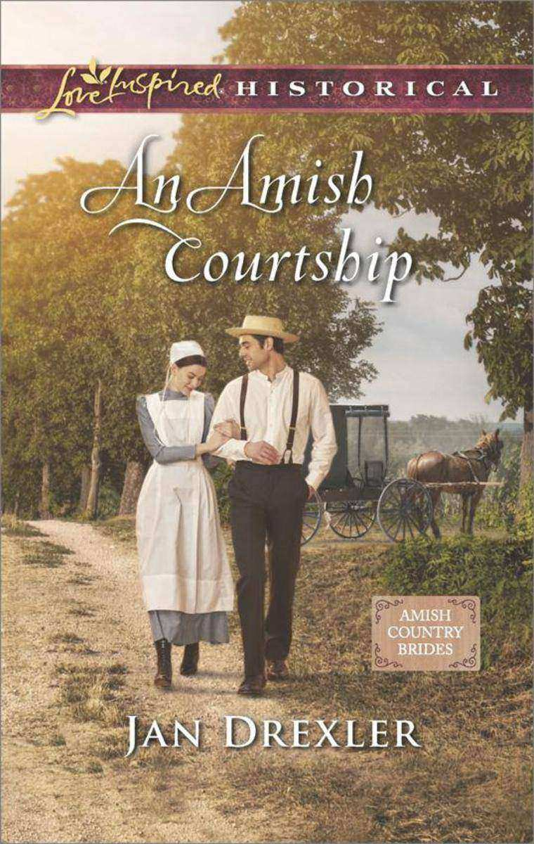 An Amish Courtship (Mills & Boon Love Inspired Historical) (Amish Country Brides