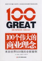 100个伟大的商业理念(试读本)