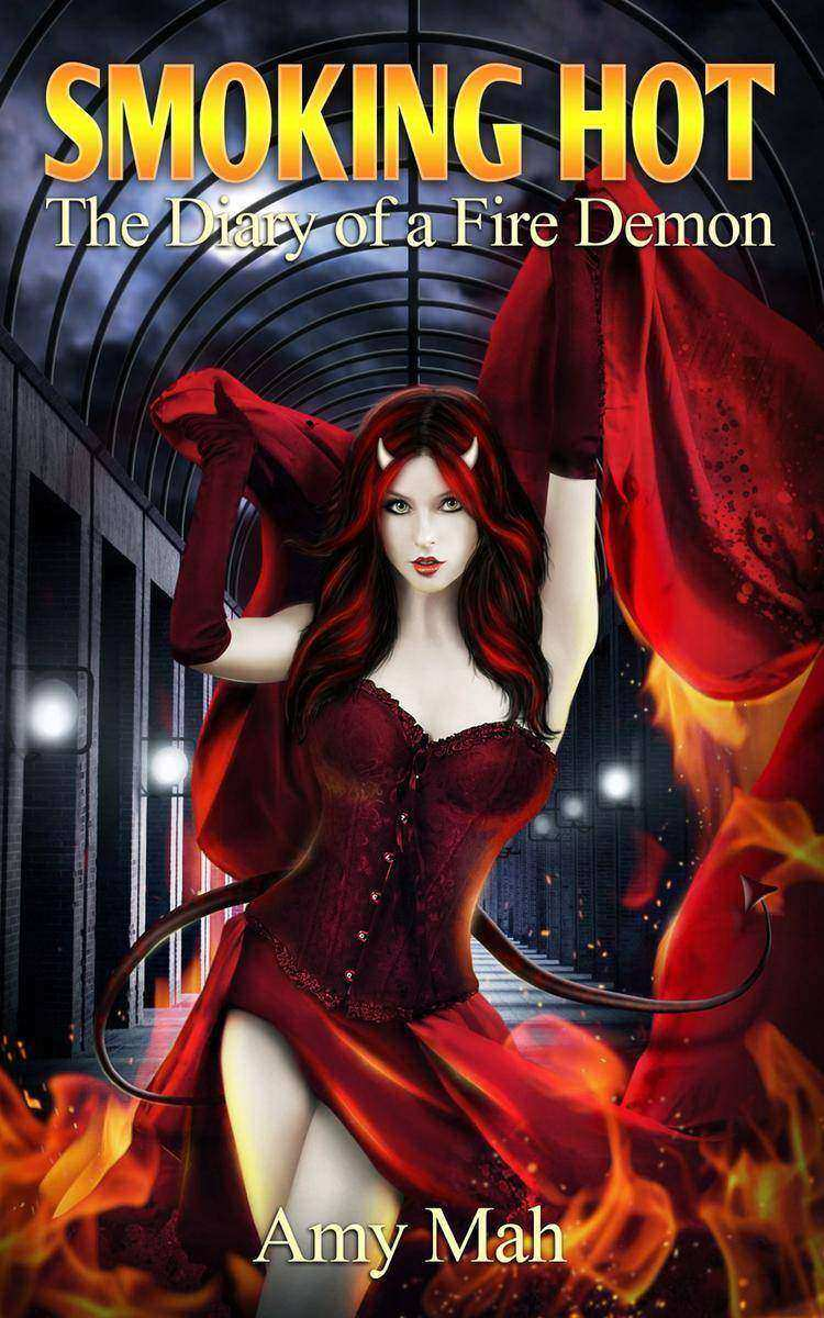 Smoking Hot: The Diary of a Fire Demon