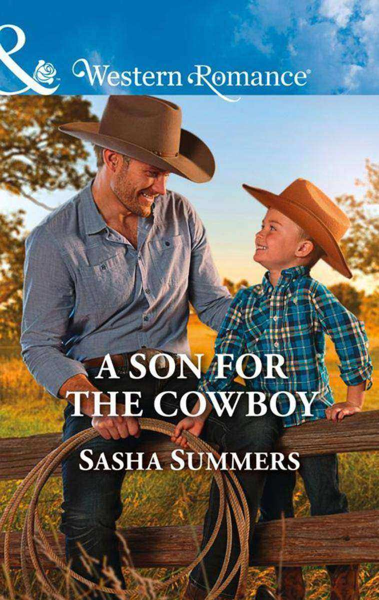 A Son For The Cowboy (Mills & Boon Western Romance) (The Boones of Texas, Book 5