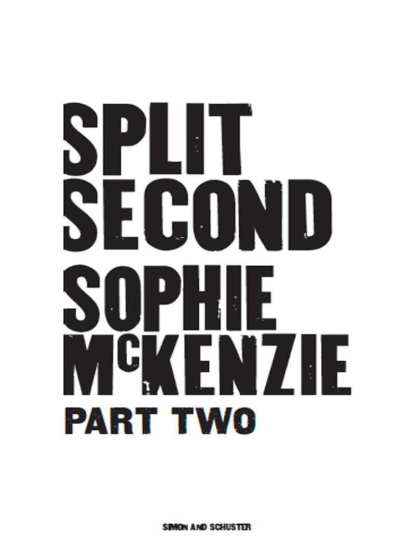 Split Second - Part 2