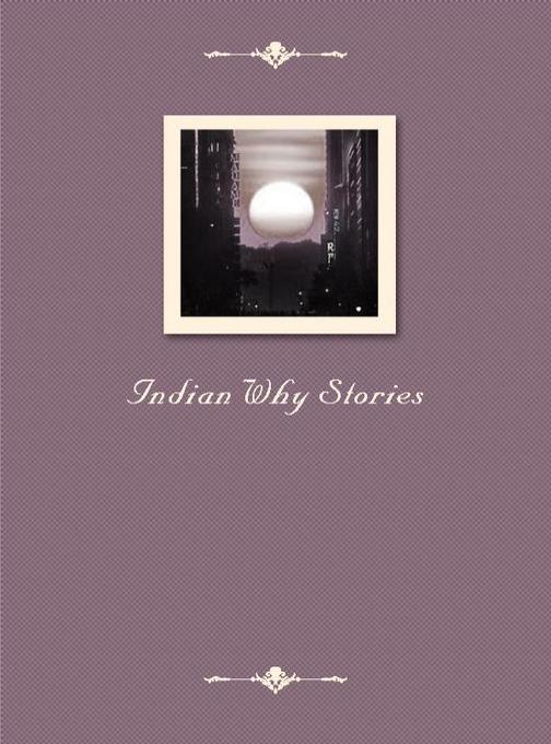 Indian Why Stories